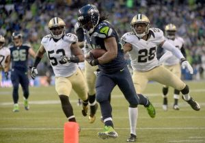 Seattle resiste al empuje final de los Saints y roza el Super Bowl