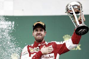 """Sebastian Vettel: """"Cuando salió el coche de seguridad todo se vino abajo"""""""