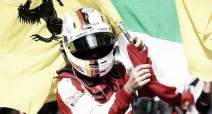 La fórmula. Sebastian Vettel y el milagro rosso