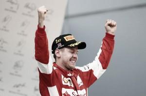 Vuelta al 2015. GP de Malasia: 'Il Cavallino' vuelve a reinar