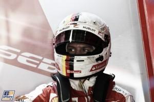 "Sebastian Vettel: ""Estar un segundo detrás es mucho"""