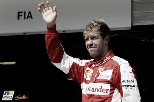 """Sebastian Vettel: """"Terceros es lo máximo que podíamos hacer"""""""