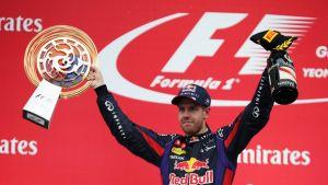 GP Corea: 34^ vittoria per Sebastian Vettel, Alonso solo 6°