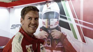 """Sebastian Vettel: """"Fue un milagro lo que ocurrió en 2008"""""""