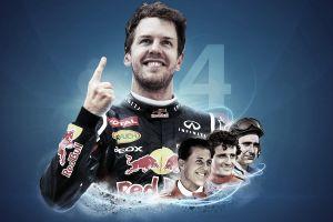 Fórmula Uno 2013: el gran circo de los tres guiones