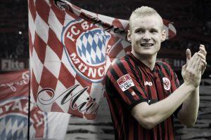 Sebastian Rode, nuevo fichaje del Bayern de Múnich