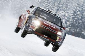 Talento al volante en el WRC