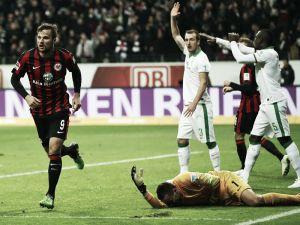 Eintracht Frankfurt 5-2 Werder Bremen: Post Match comments