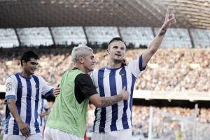 Haris Seferovic, traspasado al Eintracht Frankfurt