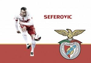Haris Seferovic desfaz dúvidas: «Vou para o Benfica»