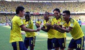 Las cuentas de Colombia para esta jornada de Eliminatorias