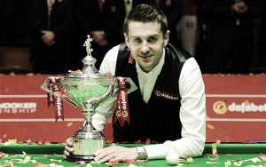 World Snooker Championship 2015: Mark Selby begins title defence against Kurt Maflin