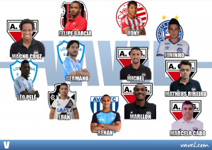 Seleção VAVEL do Brasileirão Série B 2016 tem Atlético-GO como grande destaque