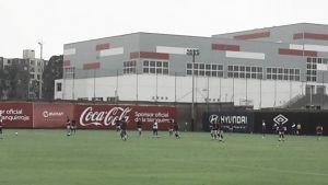 Ricardo Gareca probó primer equipo alterno de cara a la Copa América.