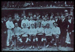La celeste de Uruguay y Wanderers están de aniversario
