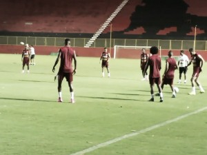 Selección Peruana no reconoció césped del Arena Fonte Nova