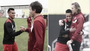 Selección Peruana: 'Bicolor' entrena en La Videna sin Paolo Guerrero