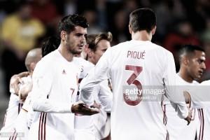 España golea a Liechtenstein y está más cerca del Mundial