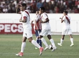 UNO POR UNO: Así vimos a la Selección Peruana ante Paraguay