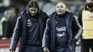 "Jorge Sampaoli: ""Nos estimula mucho ganarle a Brasil"""