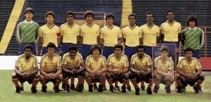 Colombia Sub-20 en los mundiales: URSS 1985