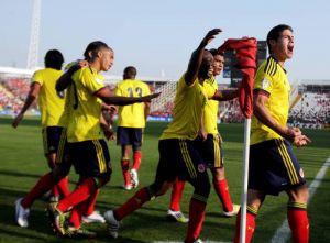 Colombia vs. Chile, por el sueño mundialista