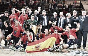La Selección Española de Hockey Patines
