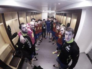 """Julen Aginagalde: """"Ahora tenemos que recuperarnos para afrontar el partido por el bronce"""""""