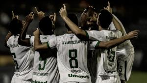 Chapecoense vence Zulia fora de casa e faz história na Libertadores