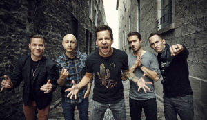 Simple Plan revela datas dos shows no Brasil em 2018