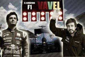 El semáforo de F1 VAVEL. Gran Premio de Japón 2015