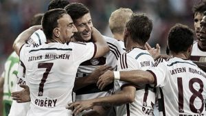 Wolfsburgo y Bayern de Múnich, a la final de la Telekom Cup