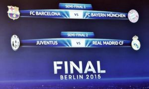 Champions League semi-final draw: Pep returns to Camp Nou while Juve take on defending champions