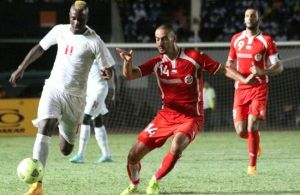 Túnez da la sorpresa y vence a Senegal