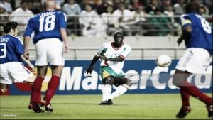 Senegal debutó con buen sabor de boca en 2002