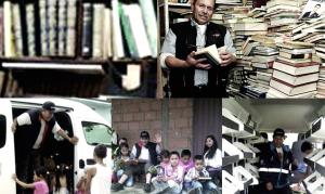"""José Alberto Gutiérrez, """"El señor de los libros"""""""