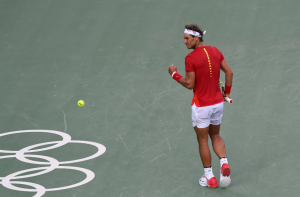 Rio 2016, Tennis - Nadal d'elite: doma e poi affossa Simon
