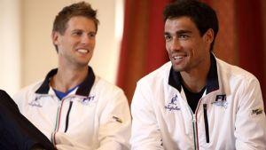 Ranking ATP: Nadal riprende quota, salgono Seppi e Fognini