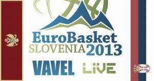 Eurobasket 2013: Montenegro - Serbia, así lo vivimos
