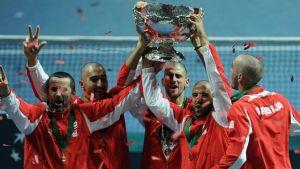 Finale de la Coupe Davis: l'avant match