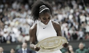 Wimbledon 2016: Serena gains brilliant revenge on Kerber to equal Graf record