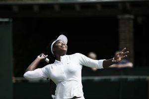 Wimbledon 2015: Serena Williams piega un'ottima Gasparyan