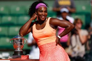 Infinita Serena, la cannibale del tennis