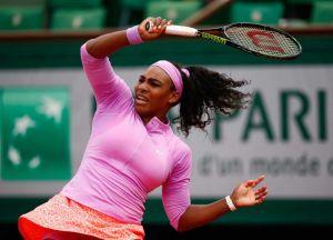 Serena Williams Avoids Suffering Another Second Round Meltdown At Roland Garros