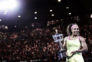 Serena Williams amplia su ventaja en el ranking WTA