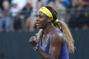 Serena Williams llega a las 'semis' de Stanford y Muguruza se despide del torneo