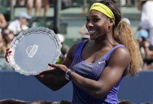 Serena Williams, campeona en Stanford