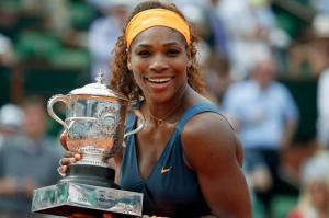 Serena tra le migliori di tutti i tempi