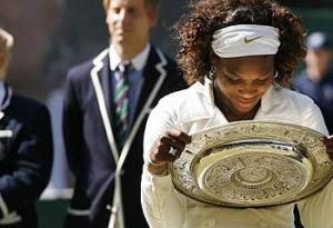 Serena gana su tercer Wimbledon