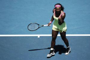 Serena baja de la nube a Svitolina
